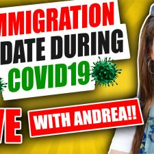 IMMIGRATION UPDATE COVID-19